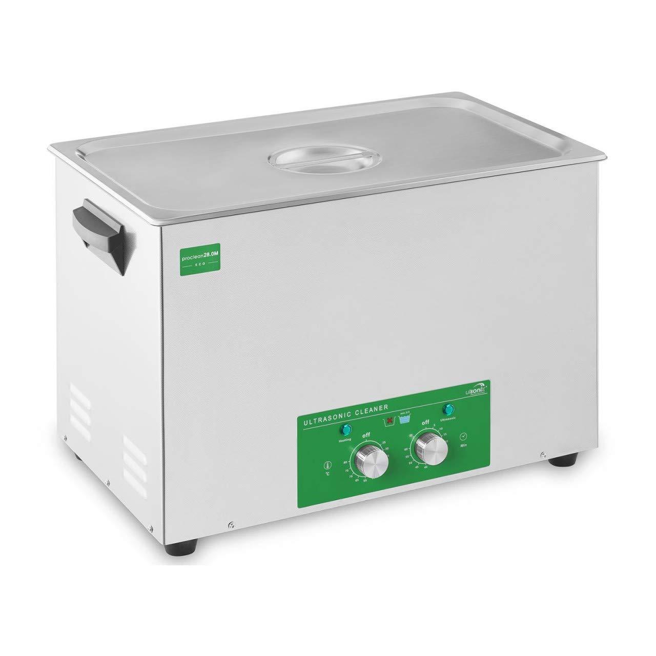 Ulsonix - PROCLEAN 10.0M ECO - Ultrasonic Cleaner (10 litres, 180 W, Eco)