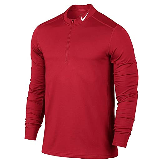 98e18670 Amazon.com: NIKE Men's Dri-FIT Base Layer Warm Training Pullover: Clothing