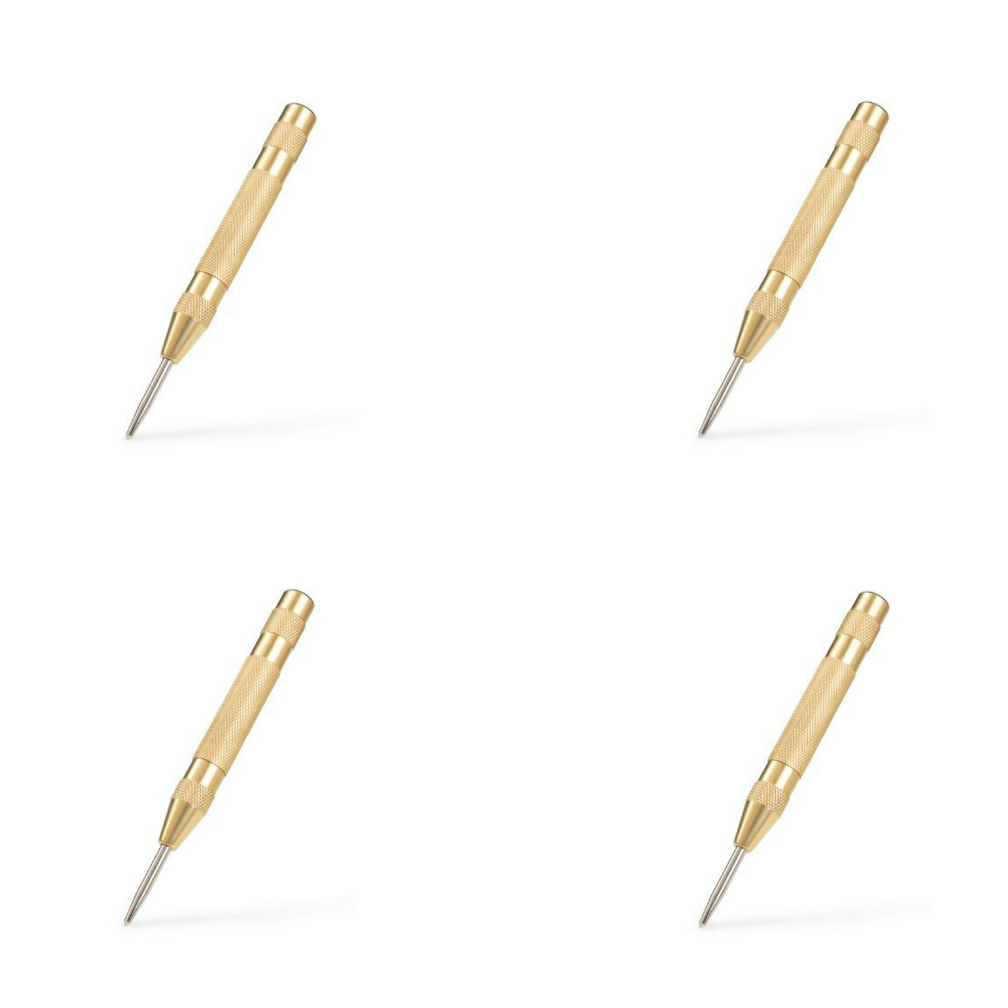 TEKTON 6580 Automatic Center Punch 4 Pack