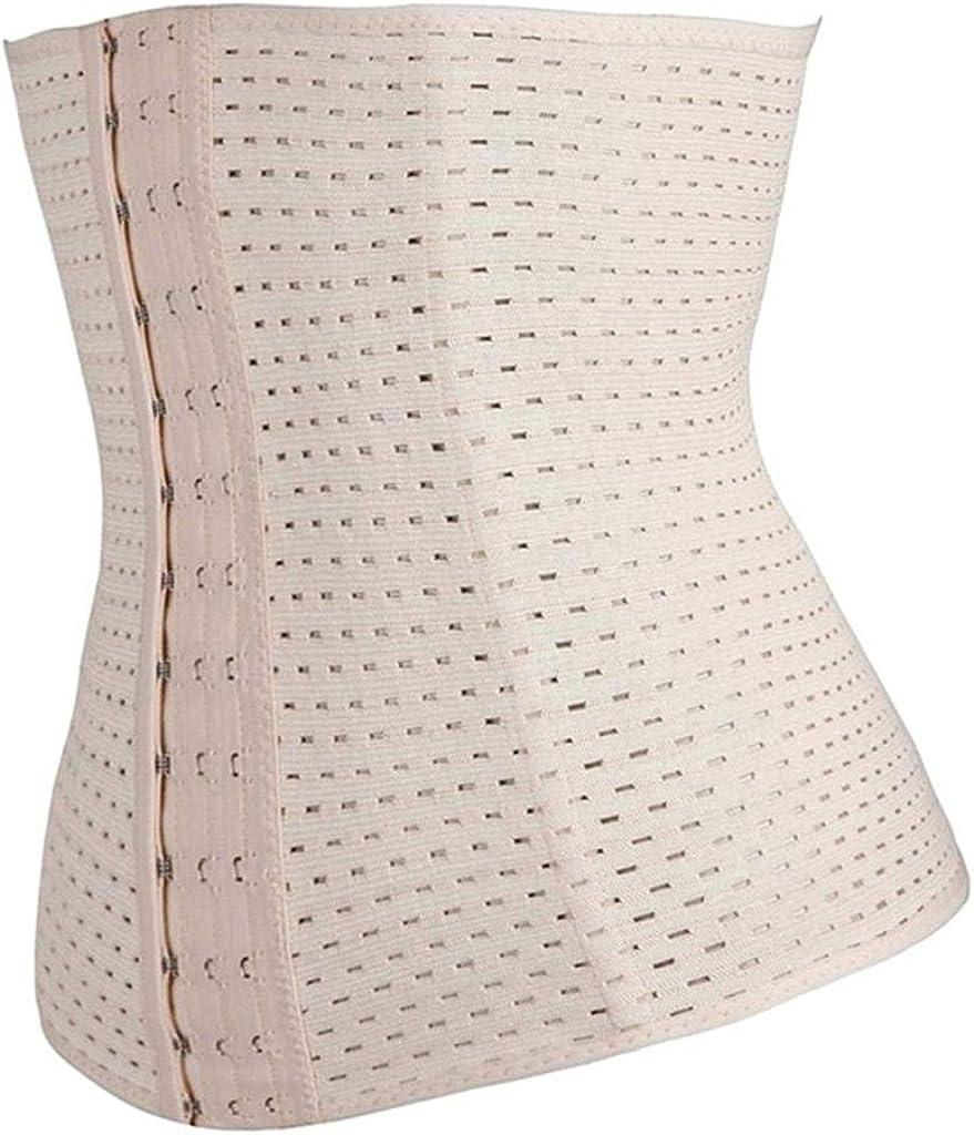 Sharplace Femmes Latex Taille Formateur pour Perte de Poids Sport Shaper Cincher Corset Shapewear