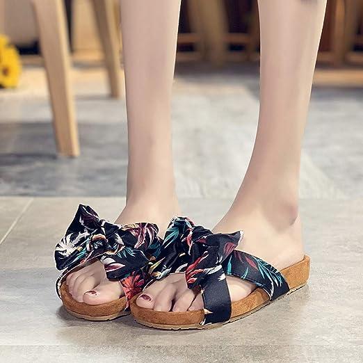c7d2949bcc8e6 Amazon.com: {Minikoad} Women Open-Toed Flats Sandals,Ladies Roman ...