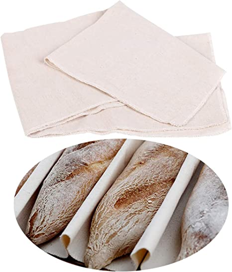Proofing Cloth Bakers Baking Couche Tools 3 In 1 Bread Loaf Dough Baker Lame