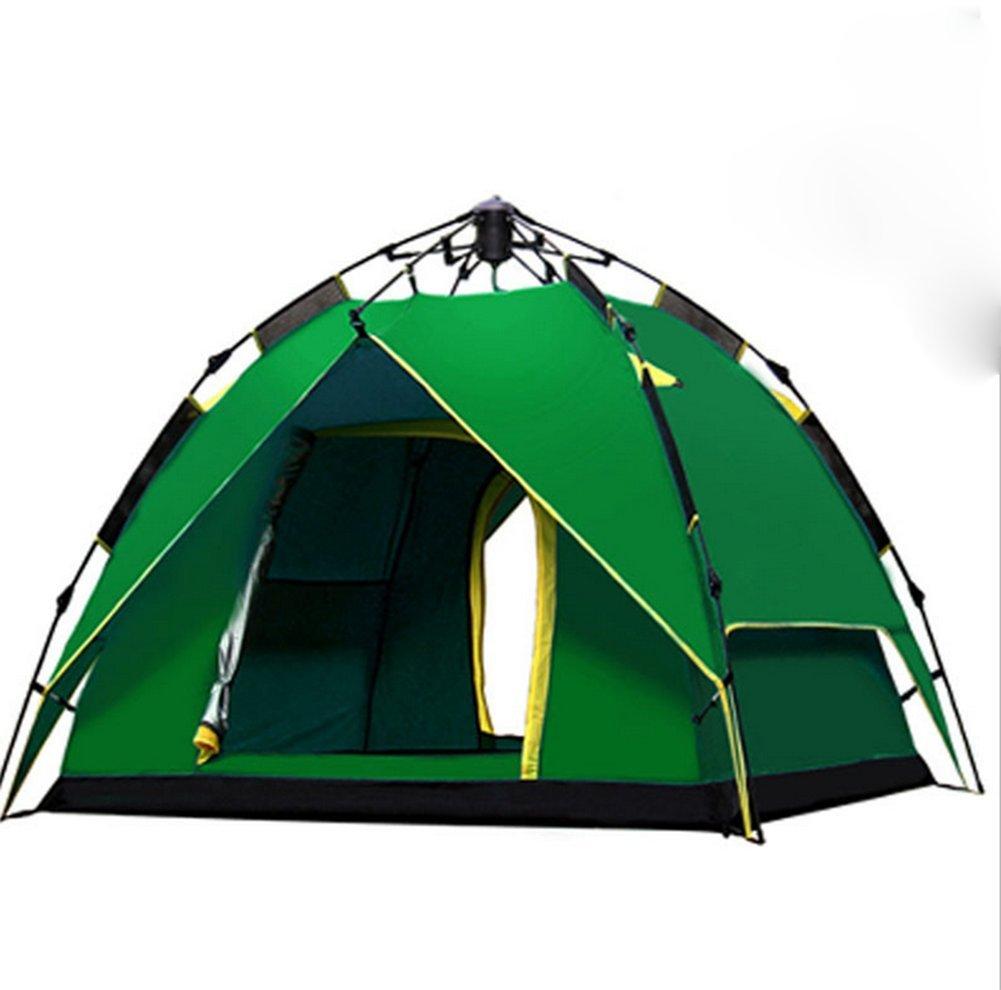 Fptcustom Outdoor-Camping Zelt, Reisen, Automatische Instant Portable Kabine Strandzelt Doppel Freizeit Wasserdichten Zelt