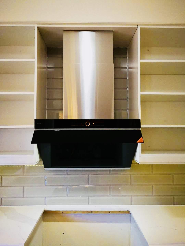 FOTILE Home Decor Flue-Extension for JQG7501 Hoods, Stainless Steel