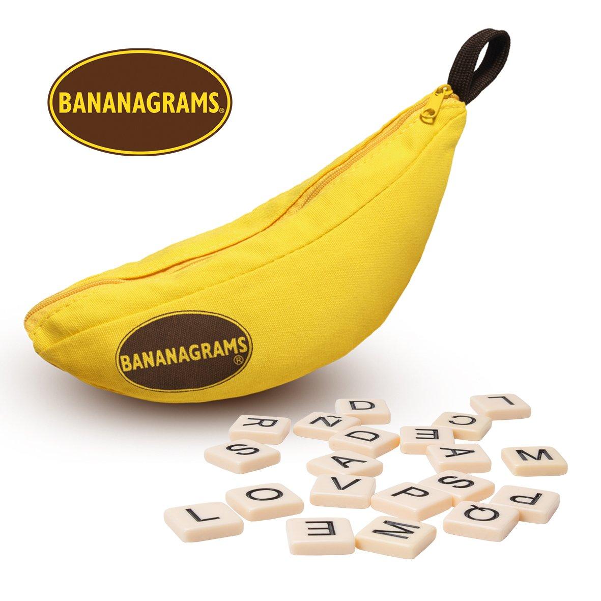 Lúdilo BANANAGRAMS-Word Game (Spanish Version)