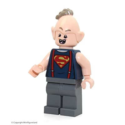 LEGO Dimensions: The Goonies Movie MiniFigure - Sloth (From Set 71267): Toys & Games