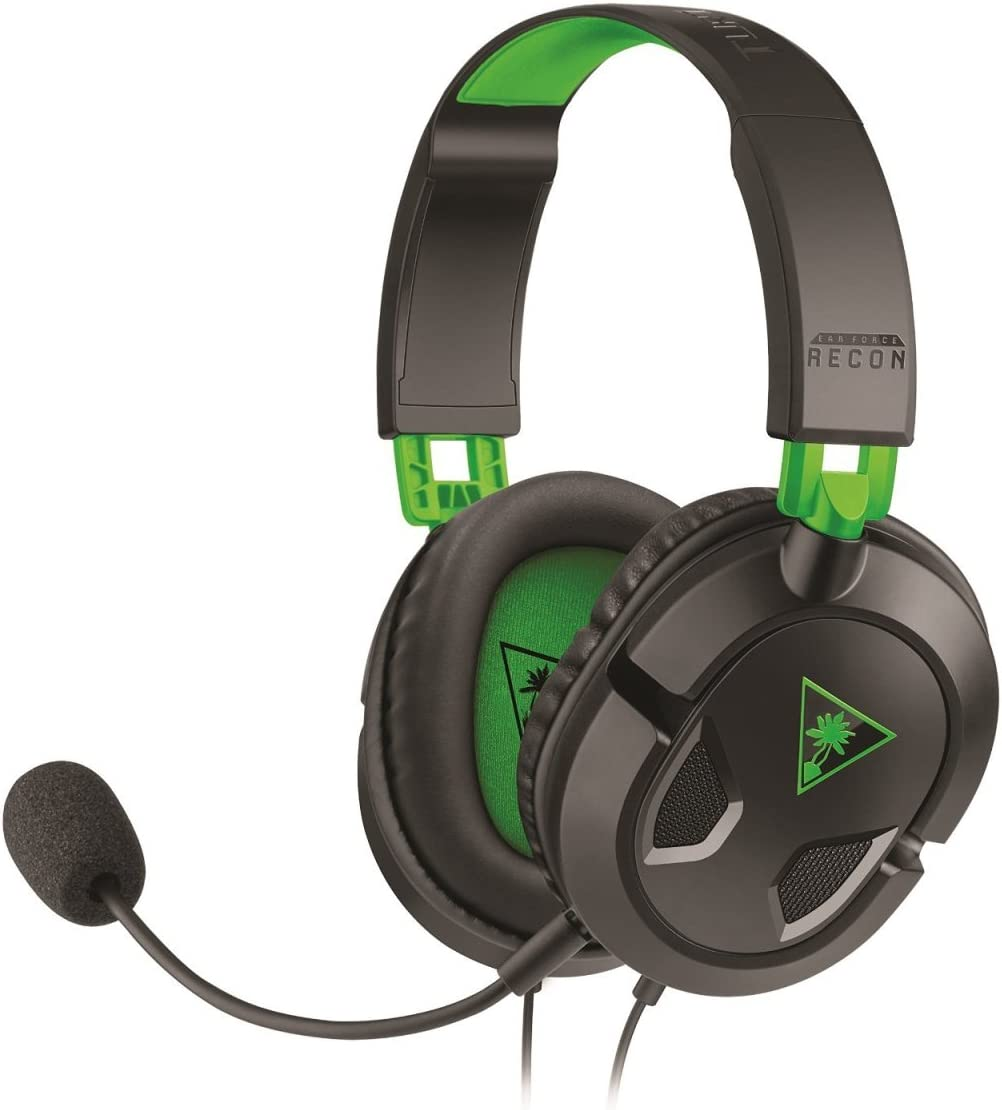 6163KTgDbNL._AC_ amazon com turtle beach ear force recon 50x stereo gaming Turtle Beach Wireless Headset at soozxer.org