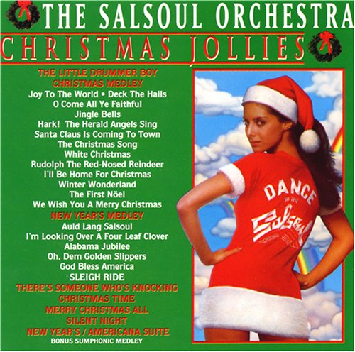 Salsoul Orchestra - Christmas Jollies - Amazon.com Music
