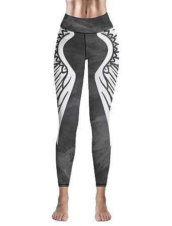 Amazon.com: Bulingling Leggings Mujer Yoga Cintura Alta ...