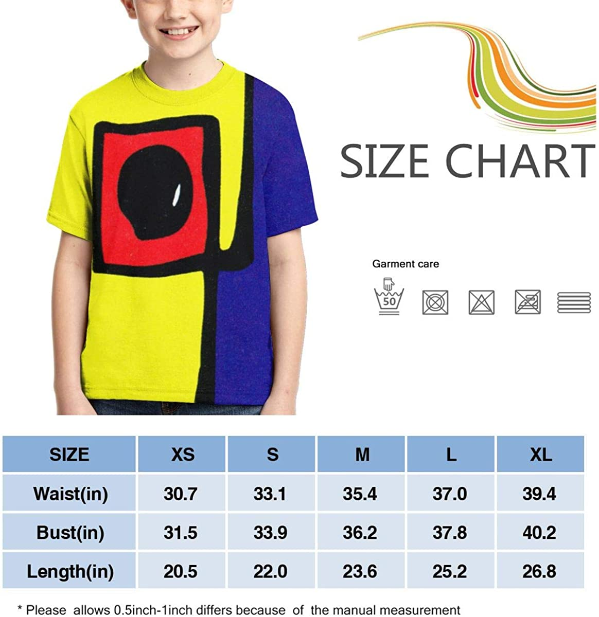Hip Hop Youth Fashion Tops Casual Short Sleeve Print T-Shirts for Boys and Girls