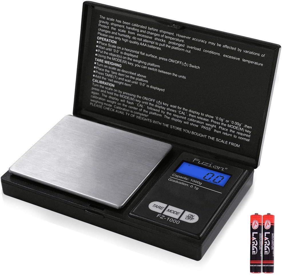 0.01g Jewelry Pocket Size Herb New High Precision Digital Scale 1000g