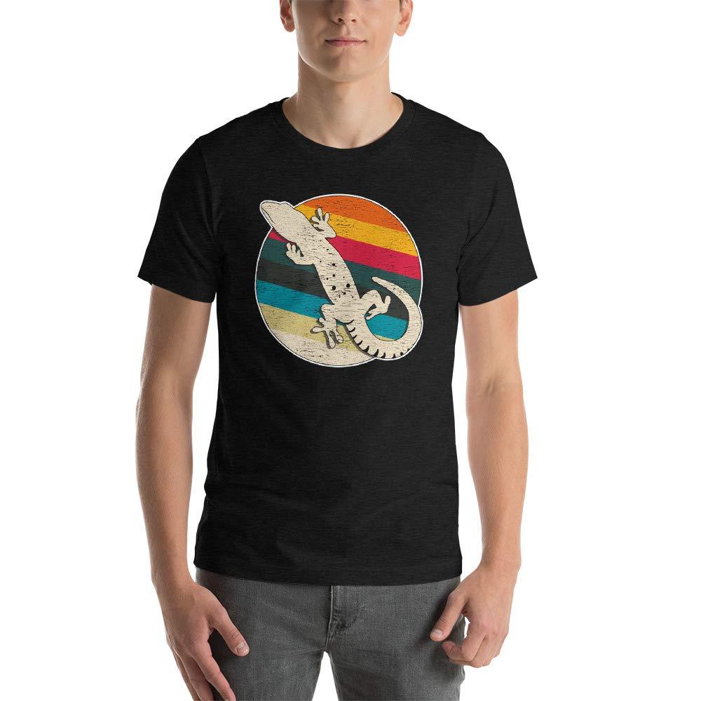 Gecko Sun Short-Sleeve Unisex T-Shirt