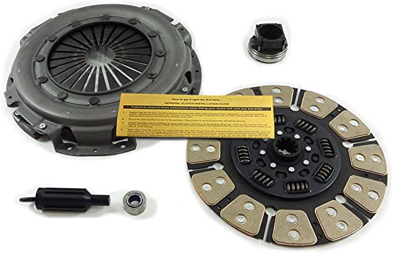 Amazon Com Eft Stage 3 Clutch Kit For 99 03 Ford F 250 350 450 550 7 3l Turbo Diesel Powerstroke Automotive
