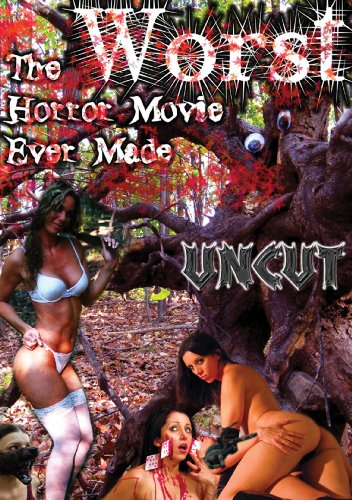 Worst Horror Movie Ever Made:the Re-make by Music Video Dist