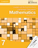 Cambridge Checkpoint Mathematics Practice Book 7 (Cambridge International Examinations)