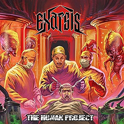 Exarsis: The Human Project (Audio CD)
