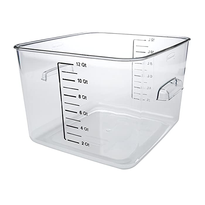 Top 10 Plastic Food Storage Container Square