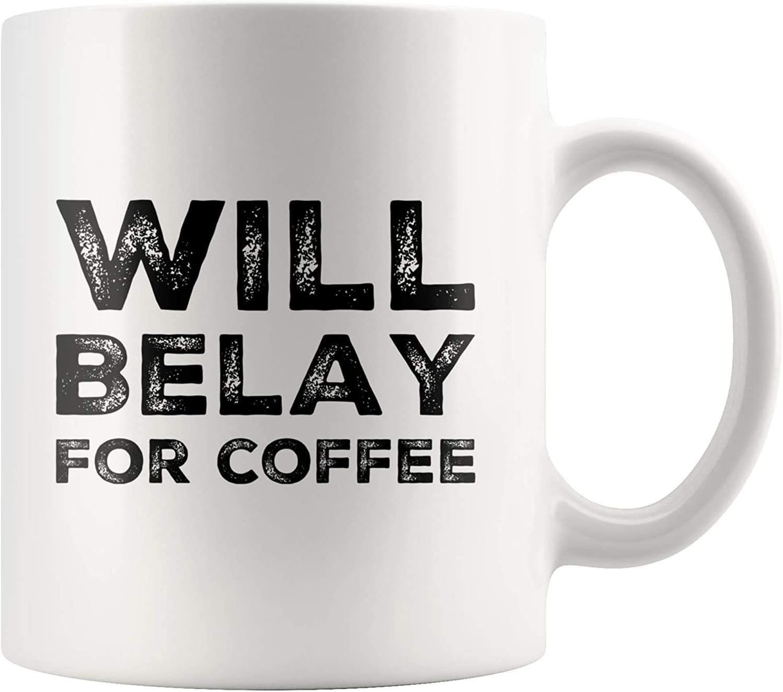 Taza de café para escalada en roca - Se asegurará para el ...