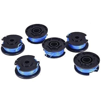 Amazon com: Chranto lucky 7 ! ! 6PCS 11Ft Replacement Spools