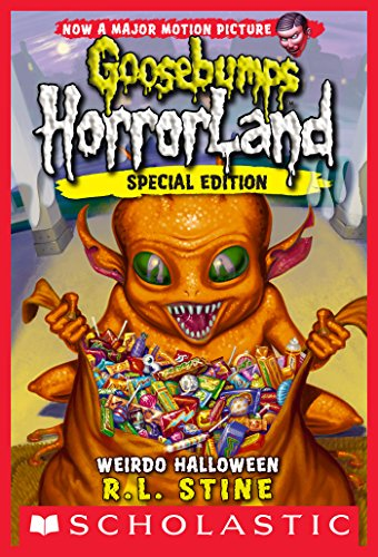 Goosebumps Horrorland Ebook