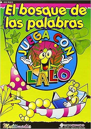 CD-rom juega con lalo - el bosque de las palabras 5-7 años: Amazon.es: Aa.Vv.: Libros