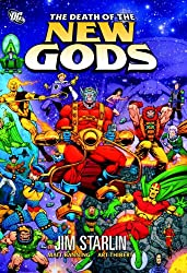 Death of the New Gods SC