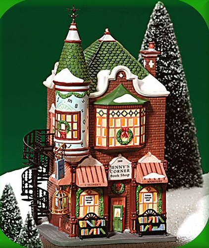 (Department 56 Jenny's Corner Book)