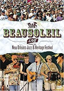 Beausoleil - Live From The New Orleans Jazz & Heritage Festival
