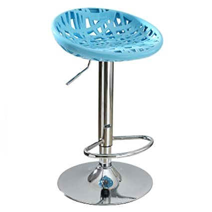 Brilliant Amazon Com Adjustable Height Plastic Bar Stools Double Gmtry Best Dining Table And Chair Ideas Images Gmtryco