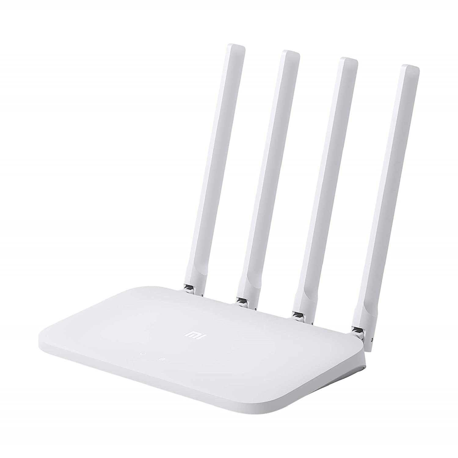 Mi Smart Router 4C, 300 Mbps with 4 high-Performance Antenna & App Control