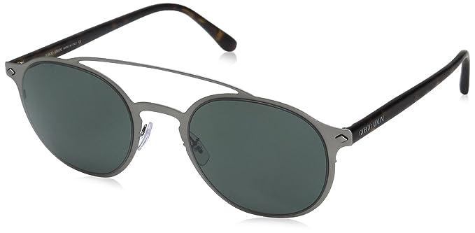 3f3c972fd8d Image Unavailable. Image not available for. Colour  ARMANI Men s 0AR6041  303271 49 Sunglasses