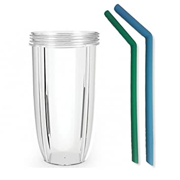 Nutribullet vasos de repuesto. Extra grande – Martillo de taza. Mejor Nutribullet Smoothie Upgrade