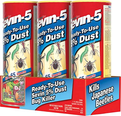Gulfstream Home & Garden 100531074 5 Percent Dust Bug Killer, 1-Lb, 3-Pk. - Quantity 1