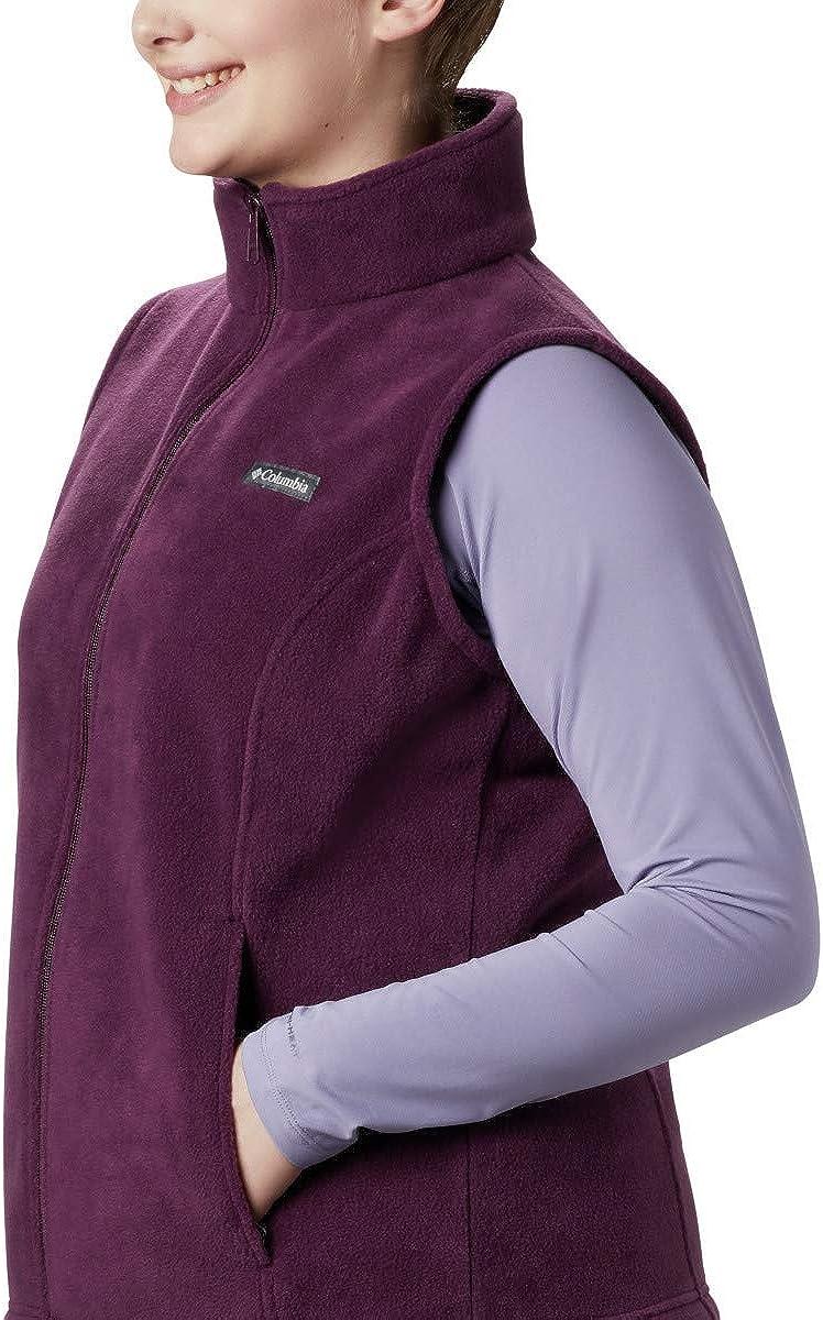 Columbia Womens Benton Springs Soft Fleece-vest