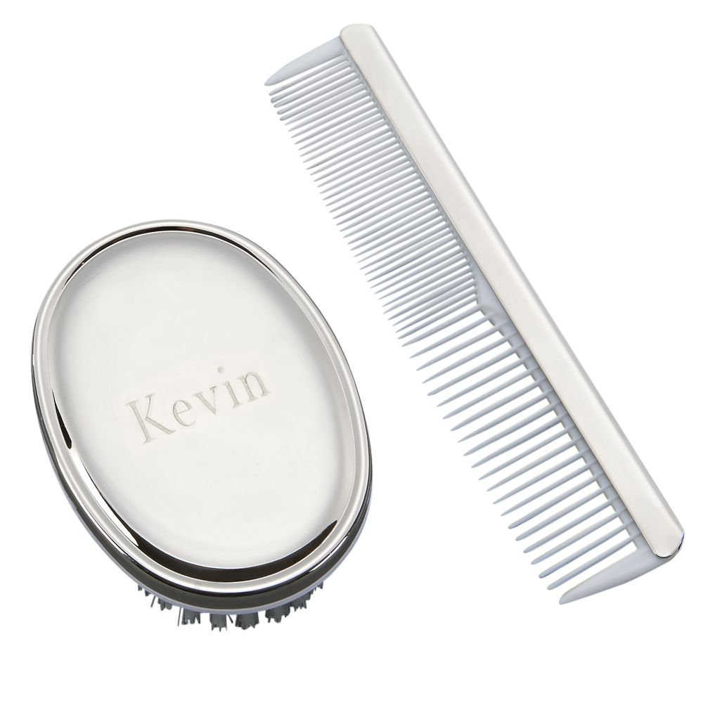 Comb & Brush Set for Boys