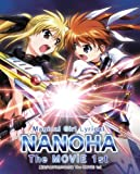 Magical Girl Lyrical Nanoha The MOVIE 1st - Double Blu-ray Pack [English Subtitles]