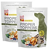 Honest Kitchen The Human Grade Dehydrated Grain Free Dog Food Topper, Free Range Chicken, 28 oz For Sale
