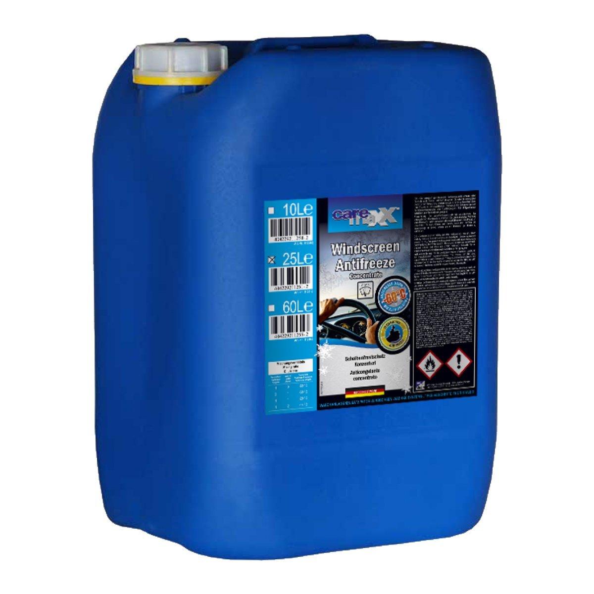 Blue Chem Scheibenklar mit Scheibenfrostschutz -60° C 25 Liter