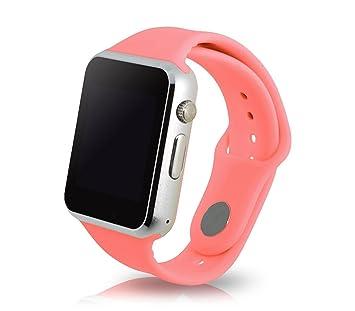 Reloj Smartwatch A1 bluetooth con sim gsm con app para iOS y ...