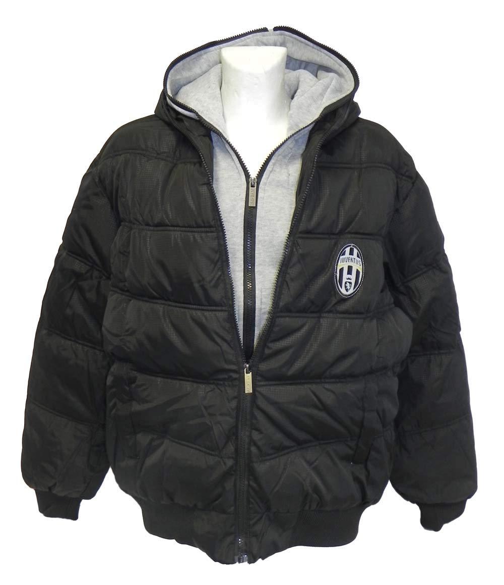Marcello 55 S.r.l Giubbotto Bomber Uomo Juventus Prodotto Ufficiale.