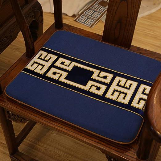 Yijiayun - Cojín para Silla (40 x 50 cm), G, 40x50cm ...