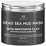 Amazon Price History for:Radha Beauty Dead Sea Mud Mask with Bentonite Clay 8.8 oz - New Improved Formula for Face & Body