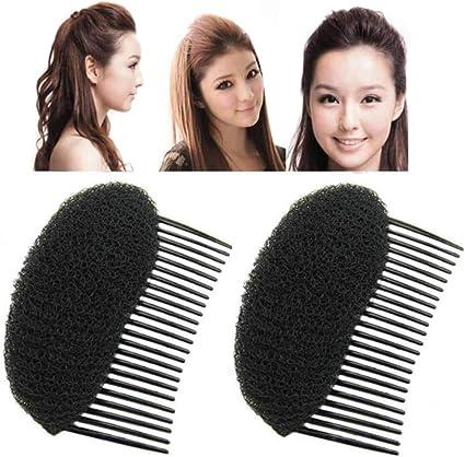 Pack de 2 peinetas de pelo para mujer, señora, niña, para hacer ...