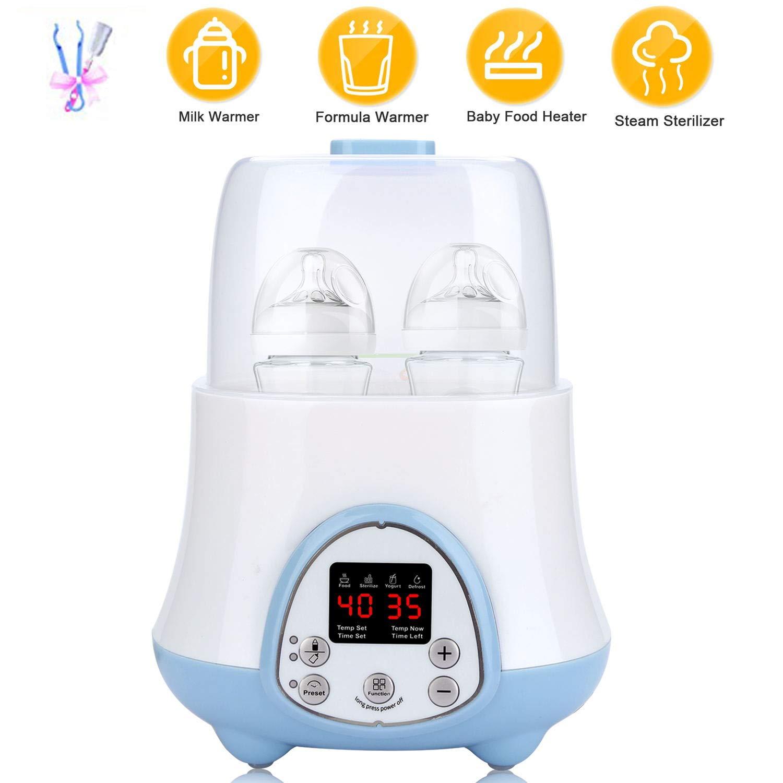 Maintain Perfect Temperature for Baby Milk B Portable USB Heating Travel Mug Milk Heater Bottle Heater Feeding Bottle Infant Storage Bag for Different Seasons Gallity Baby Bottle Warmer Bag