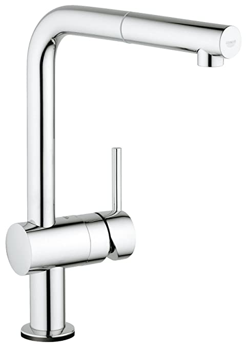 Buy Minta Touch Single Handle Pull Out Kitchen Faucet Online At Low