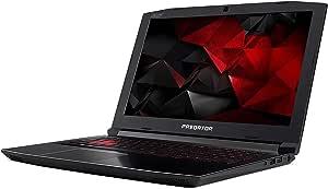 "Acer Predator Helios 300 15.6"" Full HD Gaming Laptop | Intel Core i7-7700HQ | NVIDIA GeForce GTX 1060 | 16GB RAM | 2TB + 256GB SSD | Backlit Keyboard | Windows 10"