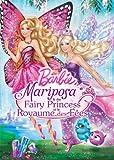 Barbie Mariposa & The Fairy Princess / Barbie Mariposa et le Royaume des Fées (Bilingual) [DVD]
