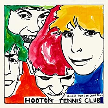 Highest Point in Cliff Town by Hooton Tennis Club
