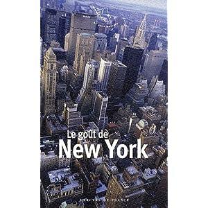 Le Goût de New York par Neutres