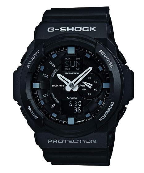 50% rebajado venta al por mayor diseño hábil Casio Reloj Analógico-Digital para Hombre de Cuarzo con Correa en Resina  Sport-Laufuhren CHF-100-2AVER